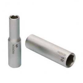 """23767 Chei tubulare lungi 1/4"""", 4mm., Proxxon"""