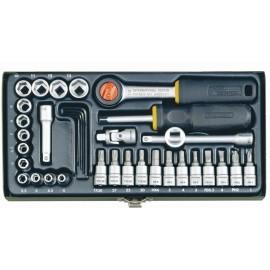23080 Trusa 1/4'' pentru ingineri, Proxxon