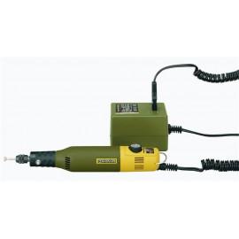 28515 Set masina de gaurit/frezat/slefuit miniatura Micromot 50/E, Proxxon