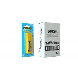 Lame de rezerva, 12.5 mm, MTB-10B, Olfa