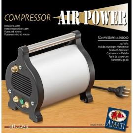 2234 Compresor aerograf Amati