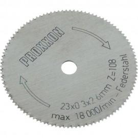 28652 Disc de schimb pentru Proxxon MIC