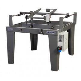 Masina de copiat/pantograf sculptura KPB6090PRO Wivamac cu freza 1050W