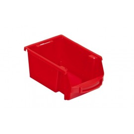SC.02 Red Cutie depozitare/organizare piese 106x102x71 mm
