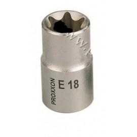 """23612 -Cheie tubulara Proxxon, prindere 3/8"""", profil Torx E6"""