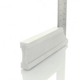 B015 Echer din aluminiu 15 cm, Hedue