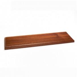 5695/30 Baza lemn masiv 300x100mm pt modele modelism