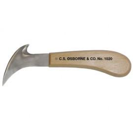 1020 Cutit pielarie/taiere cusaturi CS. Osborne