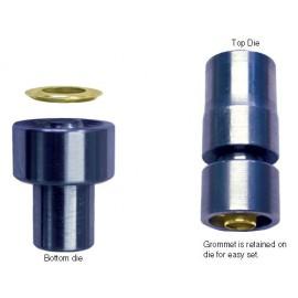 3992-01 Matrite presare ocheti pielarie 0.6cm Tandy Leather
