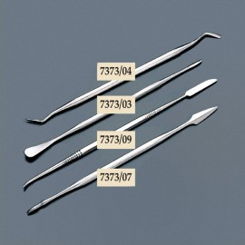 7373 Set 4 spatule modelaj cap dublu Amati