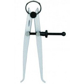 Compas de interior cu inel si surub de reglare 150-300 mm