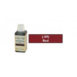 2800-09 Vopsea rosie Eco-Flo pt piele 250ml