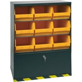 Dulap cutii depozitare, 622 x 347 x 800mm