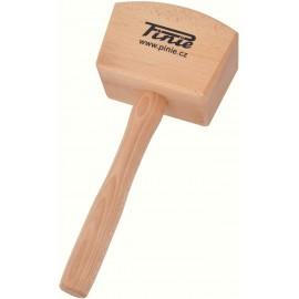 52-1 Ciocan de lemn pentru dulgherie, 350 gr., Pinie