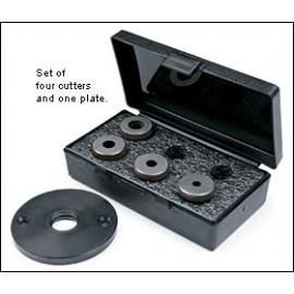 Set fabricare dibluri lemn Veritas Tools.