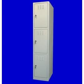 Vestiar metalic 5 usi , 1200x450x1800 mm