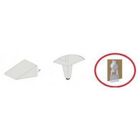 Incuietoare tip lacat pentru vestiar metalic