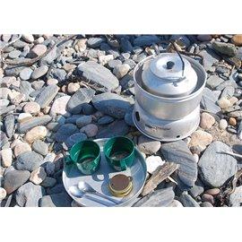 Ibric 1litru pt camping/outdoor Trangia Suedia