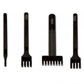 88040-01 Dalta perforare sireturi cusatura pielarie. 3.2mm