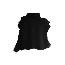 Piele capra captuseala/proiecte mici, neagra