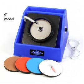 "Masinia lepuit disc 6"" piatra/ minerale/ metal"