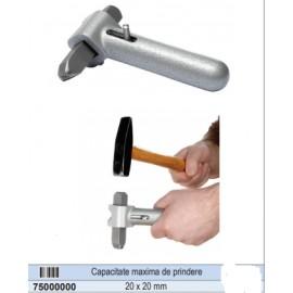 Dispozitiv poansonare pentru poansoane de pana la 20 mm -750