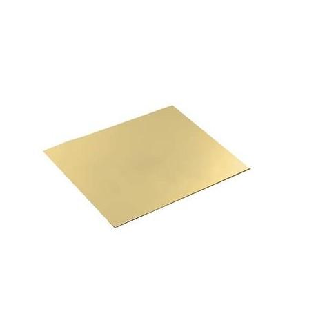 Foaie de tabla de alama pentru modelism 0,2 x 200x300 mm