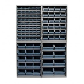 Raft metalic pentru cutii depozitare/organizare