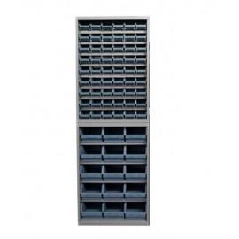 Dulap 69 cutii depozitare, 1310 x2000 mm