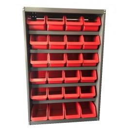 Dulap 48  cutii depozitare, 1310 x275 x2000 mm