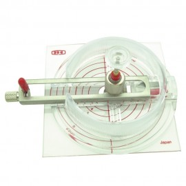 Cutter transparent taiere circulara 1.8 – 17cm, NT Cutter