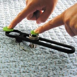 Cutter circular pt textile 3-22cm, NT Cutter