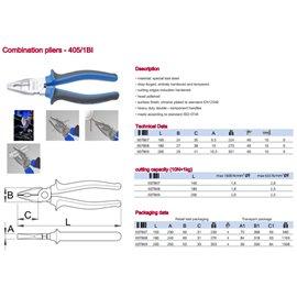 Patent/Cleste profesional cu maner bimateial, Unior