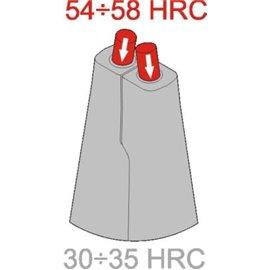 534PLUS/1DP Clesti inel de siguranta,varfuri indoite,128 mm Unior