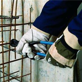 529/4P Clesti  plasa de sarma pentru conditii grele, 280 mm Unior