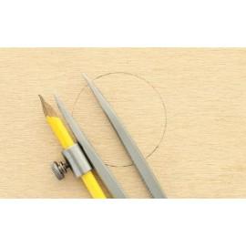Compas de trasaj cu suport creion 200-500 mm