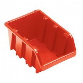 Cutie organizare/depozitare SMART, rosu, 115 x 80 x 60 mm