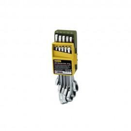 23126 - Set chei combinate cu clichet, , 8-19mm, 10 piese, Proxxon