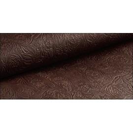 Piele tabacita cu crom si embosata HUNTINGTON, Tandy Leather SUA