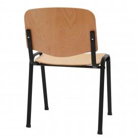 Scaun ISO N lemn