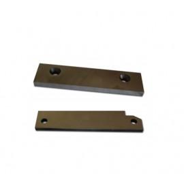 Set cutite de schimb pentru ghilotina manuala model Hobby 120 mm