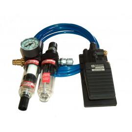 Cilindru de control pneumatic, set 1