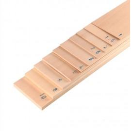 Placa din lemn de Tei  100x1000