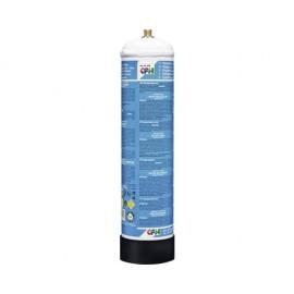 Tub oxigen  1000ml, 130g pentru aparatul de sudura cu autogen SF3100