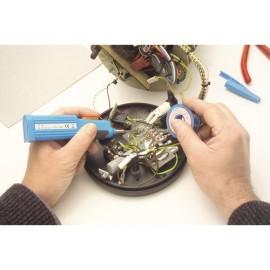 Ciocan de lipit tip letcon portabil  BK212 6W, baterii neincluse