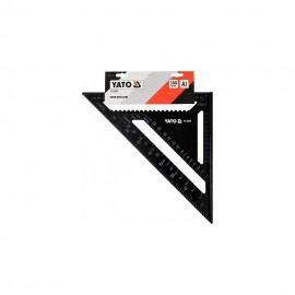 Echer YATO rapid tamplarie/dulgherie din aluminiu 300mm
