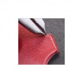 Compas cu blocare pentru pielarie Wuta