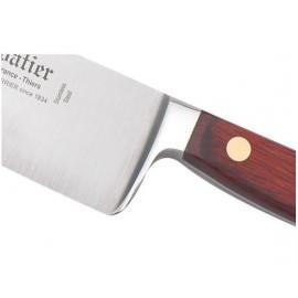 Cutit de gatit oriental, lungime 17cm, cu buzunare de aer, Sabatier.
