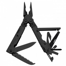 Multi-tool SOG PowerLock Black, V-Cutter, Nylon Pouch