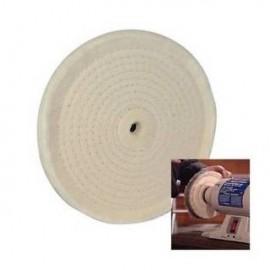 Set lustruire cu disc de bumbac